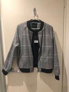 Decjuba bomber jacket BNWT