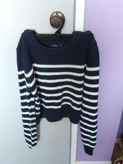 Glassons crop knit