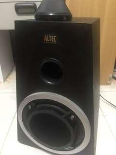 (Subwoofer Only) Altec Lancing MX6201 PC Speakers