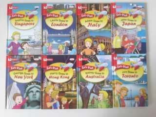 Robin Children Books Series
