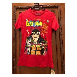 Authentic DC Comics Tee