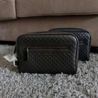 Ready Gucci Pouch in Brown