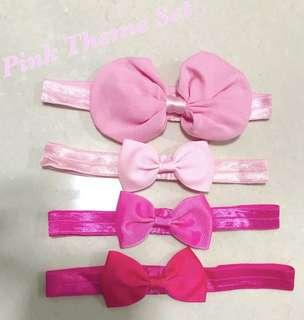 🚚 <Super Sale>Baby Girl Headbands Set