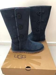 UGG w annarosa triple button boots