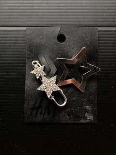 Star Badges and Brooches