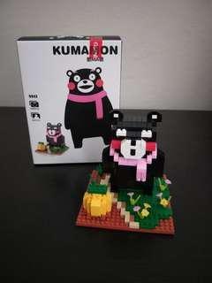 Miniso Kumamon Lego Blocks