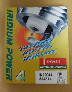DensoIridium Power Spark Plugs for Honda IK22G #4