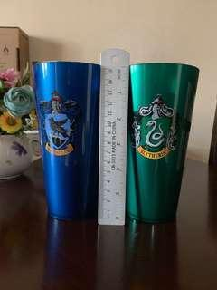 Harry Potter tall breakable plastic cups 1500 for both