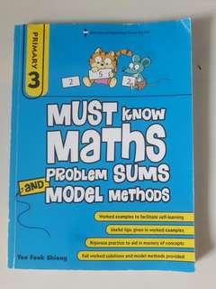 EPH P3 Must Know Maths