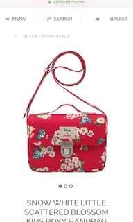Cath kidston x disney snow white crossbody bag
