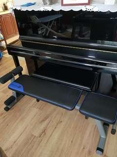 Weight Bench Domyos - Used