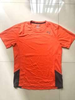Kaos PUMA Dry Fit - Orange color