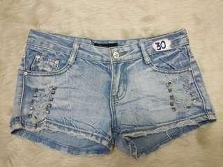 🇰🇷Sexy Denim Shorts #76