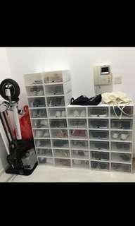 White stackbox shoebox nmd ultra boost adidas Chinese New Year CNY promotion