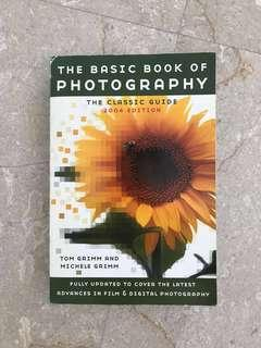 The Basic Book Of Photography