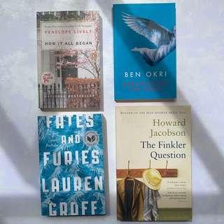 Preloved Novels (English)