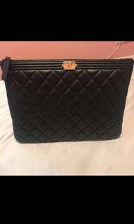 e33cde245134 chanel o case medium | Luxury | Carousell Singapore