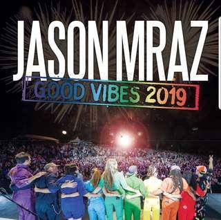Jason Mraz Asia Tour 2019
