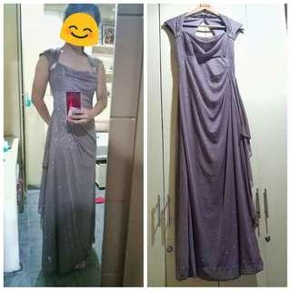 ✨👗FORMAL NIGHT CLASSY LONG GOWN 👗✨