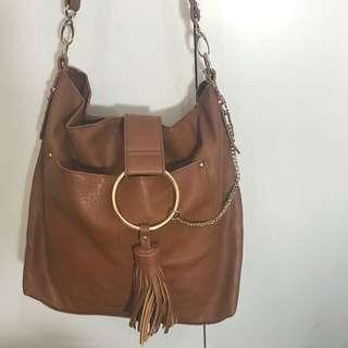 Forever New Brown Stylish Bag