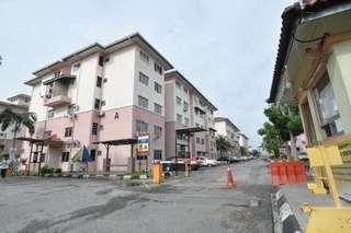 FOR RENT - Apartment Teratai Taman Sutera Kajang