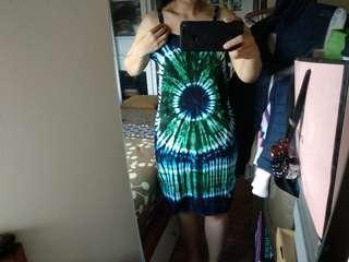 Jumputan summer dress