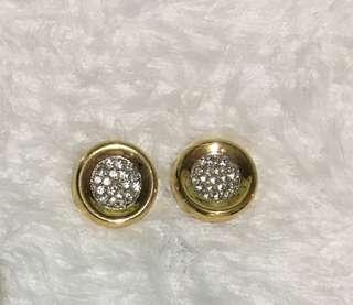 Original Preloved NINA RICCI Clip Earrings