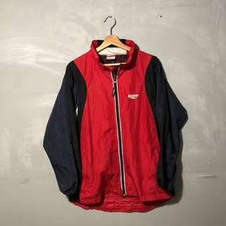 VINTAGE SAUCONY COLOURBLOCK WINDBREAKER