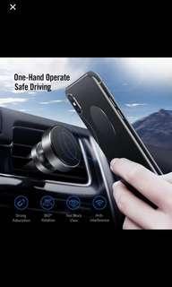 🚚 Mobile Car Vent Mount #Universal #Iphone #Samsung #Magnet