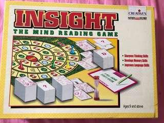 Insight-The Mind Reading Game