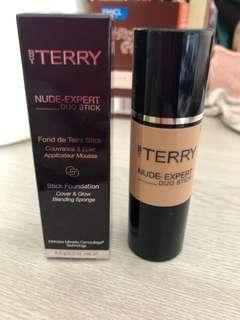 by terry Nude Expert duo foundation stick - #1 Fair Beige