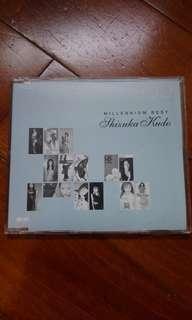 日版 工藤靜香1994-1999 millennium best cd