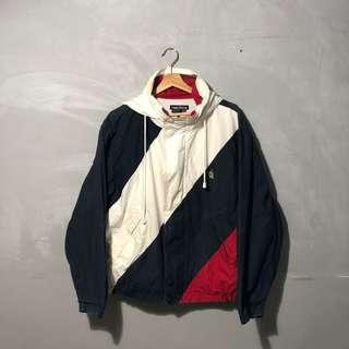 VINTAGE NAUTICA COLOURBLOCK JACKET