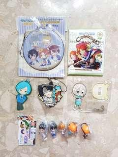 Clearance - Ensemble Stars assorted merch