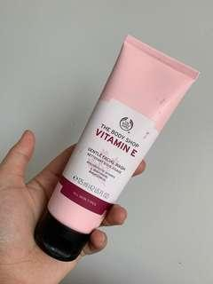 The body shop cleanser
