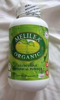Sealed Melilea Organic Nutritious Botanical powder