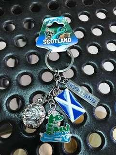 Key chain from Inverness