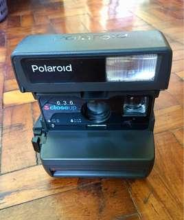 Polaroid 636 Close-up instant Camera