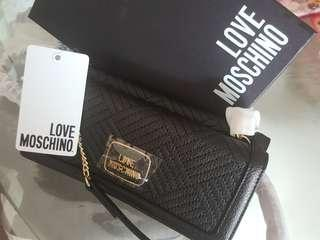 Love Moschino Wallet on Chain