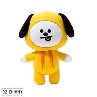BT21 30cm CHIMMY Standing Doll