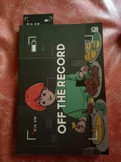 Off the record by Ria Sw