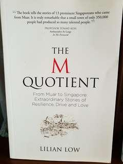 The M Quotient on extraordinary people who originated from Muar Malaysia #blessings free