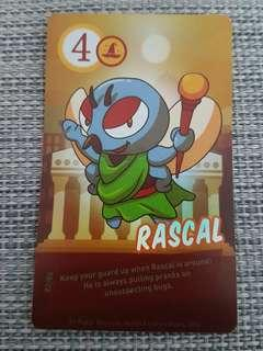 Rascal Book Bugs 2 Extension Cards