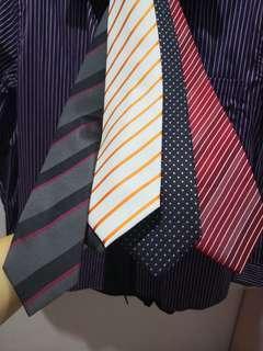 Neck Tie set 4pcs