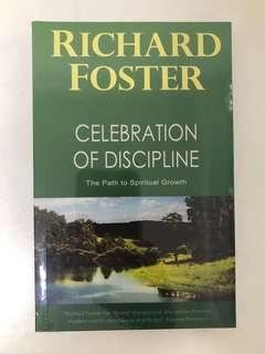 Celebration of Discipline by Richard Foster
