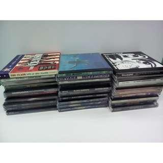 Heavy rock & Punk cds set
