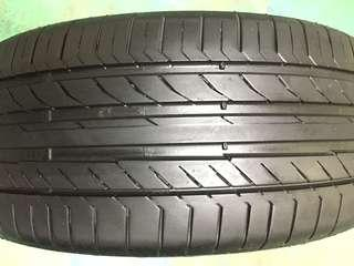 225/45/17  Continental ContiSportContact 5  Tyres On Offer Sale