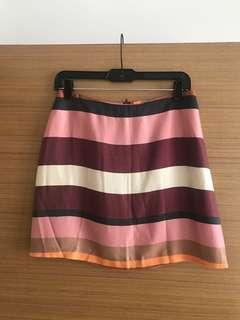 🚚 H&M striped skirt - Size