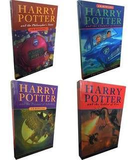 🚚 [Jan 19] 8 Books of Harry Potter Series