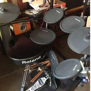 NUX Electronic Drum DM-5